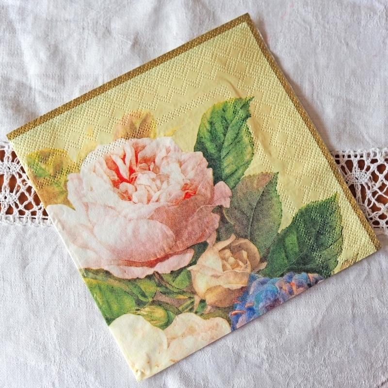 Servet Fairy Rose