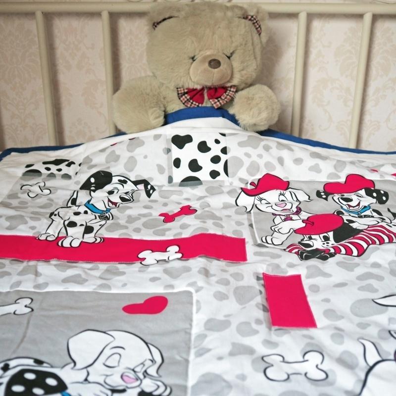 Babydeken 101 Dalmatiërs