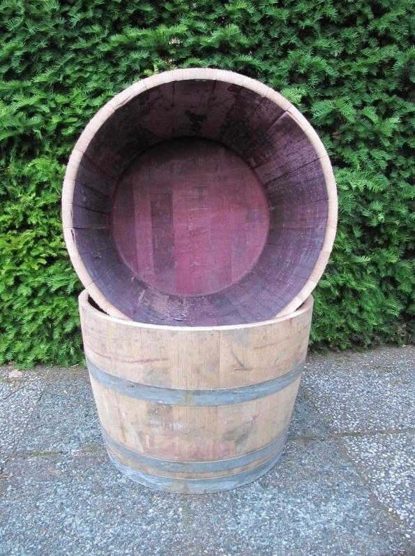 Franse wijnkuip