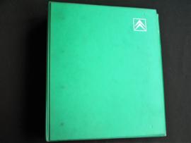Werkplaatshandboek Technische Mededelingen Citroën Evasion (1995 - 2002)