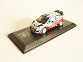 Hyundai i20 WRC (H. Paddon)