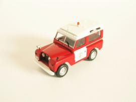 Land Rover II Santana Brandweer