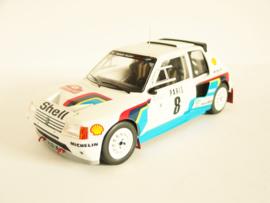 Peugeot 205 T16 #8 (1985)