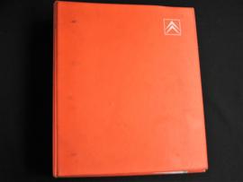 Werkplaatshandboek Technische Mededelingen Citroën Saxo (1996 - 2002)