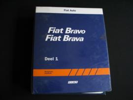 Werkplaatshandboek Fiat Bravo/ Brava deel 1