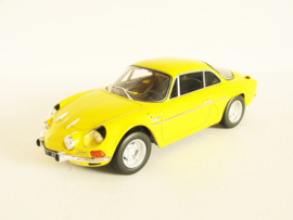 Renault Alpine A110 1600S (1971) geel
