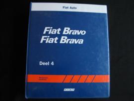 Werkplaatshandboek Fiat Bravo/ Brava deel 4