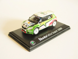 Skoda Fabia S2000 (Barum Rally)