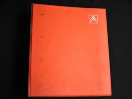 Werkplaatshandboek Citroën Saxo Uitrusting en Carrosserie