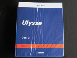 Werkplaatshandboek Fiat Ulysse deel 3