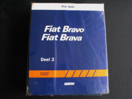 Werkplaatshandboek Fiat Bravo/ Brava deel 2