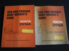 Toyota Dyna opbouwhandboek