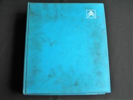 Werkplaatshandboek Citroën Xsara I en II deel 1