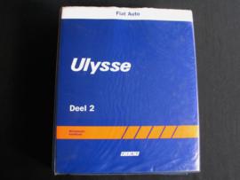 Werkplaatshandboek Fiat Ulysse deel 2