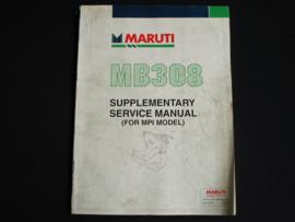 Werkplaatshandboek Maruti Suzuki Alto (MB308) (MPI)