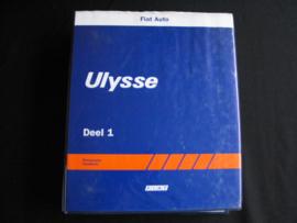 Werkplaatshandboek Fiat Ulysse deel 1