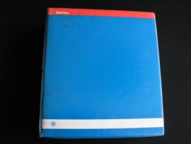 Werkplaatshandboek Volkswagen Sharan (uitgave september 1997) elektrische schema's