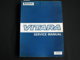 Werkplaatshandboek Suzuki Vitara (MK I)