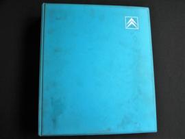 Werkplaatshandboek Citroën Xsara I Uitrusting