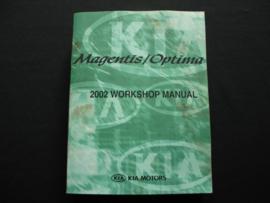 Werkplaatshandboek Kia Magentis/ Kia Optima (2002)