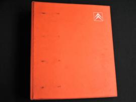 Werkplaatshandboek Citroën Saxo Diagnose