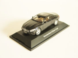 Mercedes Benz S Class Coupé (C217) (Magnetite Black Metallic)