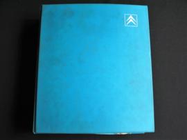 Werkplaatshandboek Citroën Xsara II (2001 - 2002) Elektrische Schema's