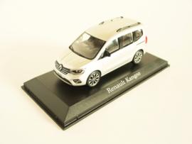Renault Kangoo Ludospace (2021) zilverkleurig