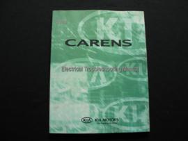 Werkplaatshandboek Kia Carens (2006) (Elektrische troubleshooting)