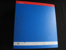 Werkplaatshandboek Volkswagen Passat (1994) en (1997) en Sharan carrosserie