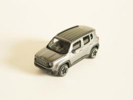 Jeep Renegade grijs
