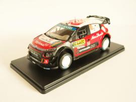 Citroën C3 WRC (2018) (1:24)
