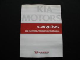 Werkplaatshandboek Kia Carens (2008) elektrische troubleshooting