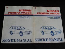 Werkplaatshandboek Nissan Primera (W10)