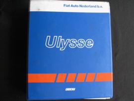 Werkplaatshandboek Fiat Ulysse (aanvullingen)
