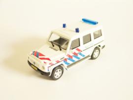 Mercedes Benz G Class Nederlandse Politie