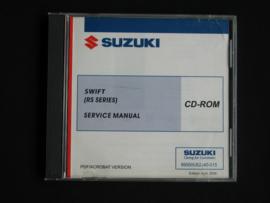 Werkplaats CD Suzuki Swift (RS413D)