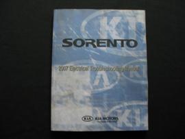 Werkplaatshandboek Kia Sorento (2007) (Elektrische troubleshooting)