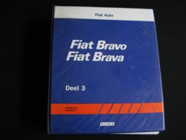 Werkplaatshandboek Fiat Bravo/ Brava deel 3