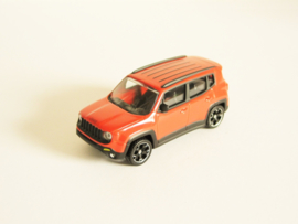 Jeep Renegade orange