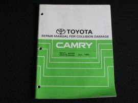 Werkplaatshandboek Toyota Camry SXV1_ en VCV10