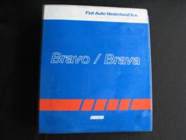 Werkplaatshandboek Fiat Bravo/ Brava (aanvullingen)