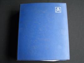 Werkplaatshandboek Citroën Xantia (1995 - 1997) Elektrische Schema's