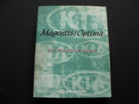 Werkplaatshandboek Kia Magentis/ Kia Optima (2001)