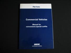 Werkplaatshandboek Fiat Ducato en Scudo speciale uitvoeringen