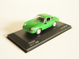 Porsche 911 groen