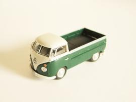 Volkswagen Transporter T1 Pick-up groen
