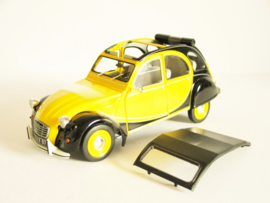 Citroën 2 CV Charleston (1982) (Helios Yellow & Black)