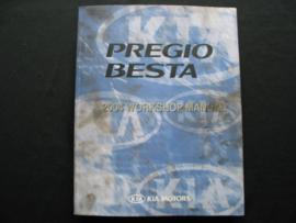 Werkplaatshandboek Kia Pregio/ Kia Besta (2004)