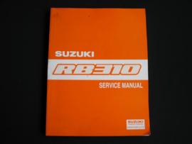 Werkplaatshandboek Suzuki WagonR+ (RB310)